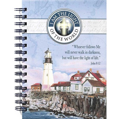I Am the Light Of the World Journal  -