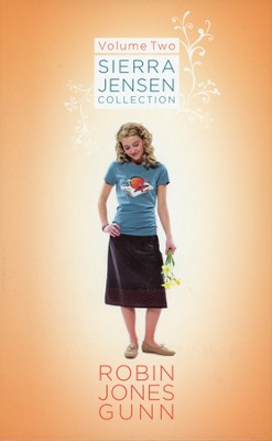 Sierra Jensen Series: 3-in-1 Collection, Volume 2  - Slightly Imperfect  -     By: Robin Jones Gunn