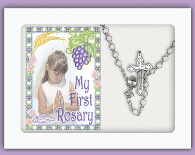 My First Rosary, Girl  -