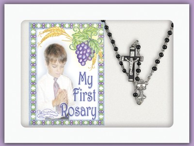 My First Rosary, Boy  -