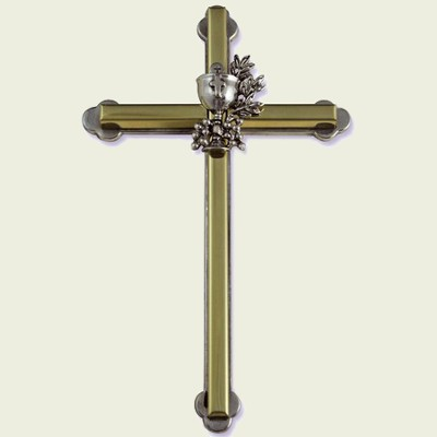 Chalice Wall Cross  -
