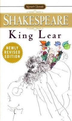 King Lear, Revised                                     -     By: William Shakespeare, Russell A. Fraser