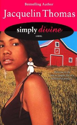 Simply Divine, The Divine Series #1  -     By: Jacquelin Thomas