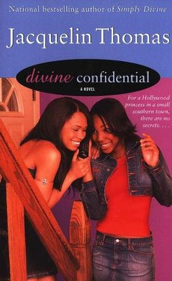 Divine Confidential, The Divine Series #2  -     By: Jacquelin Thomas