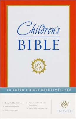 ESV Children's Bible - Slightly Imperfect  -
