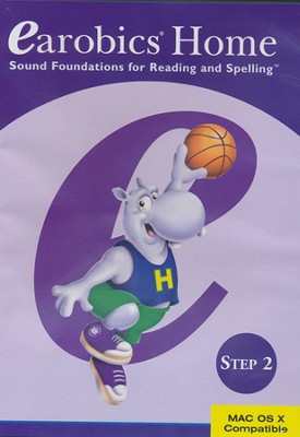Earobics Step 2 Grades 2-3 Home Version CD-Roms (for Macintosh)  -