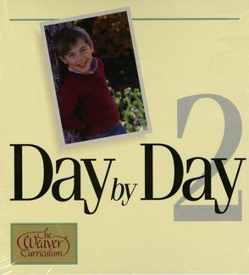 Day By Day, Volume 2, Lesson Planner   -
