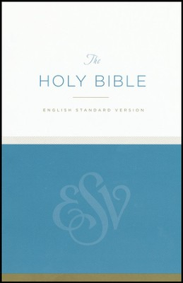 ESV Economy Bible  - Slightly Imperfect  -