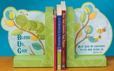 Bless Us God, Bug Bookends  -