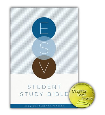 ESV Student Study Bible, Hardcover  -