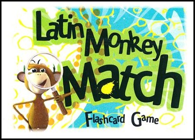 Latin Monkey Match   -