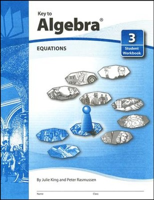 Key To Algebra, Book #3  - Slightly Imperfect  -