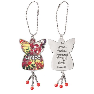 Angel, Grace Car Charm  -