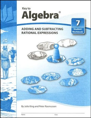 Key To Algebra, Book #7  - Slightly Imperfect  -
