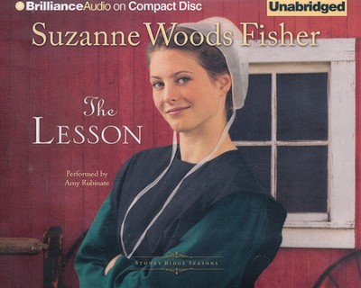 #3: The Lesson: A Novel Unabridged Audiobook on CD  -     By: Suzanne Woods Fisher & Amy Rubinate (Narrator)