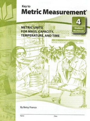 Key Metric Measurement, Book #4   -