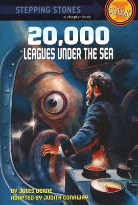 20,000 Leagues Under the Sea   -     By: Jules Verne     Illustrated By: Gino D'Achille