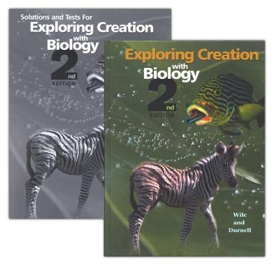 Apologia Exploring Creation with Biology, 2 Volumes, 2nd Edition   -     By: Dr. Jay L. Wile