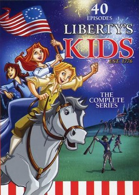 Liberty's Kids: The Complete Series, 4-DVD Set   -