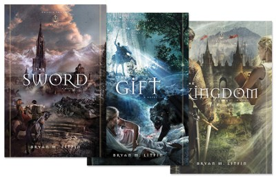 Chiveis Trilogy, 3 Volumes   -     By: Bryan M. Litfin