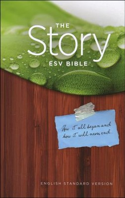 The Story ESV Bible  -