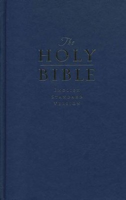 ESV Value Pew Bible (Blue)  -