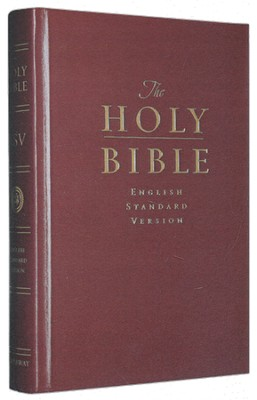 ESV Value Pew Bible (Burgundy)  -