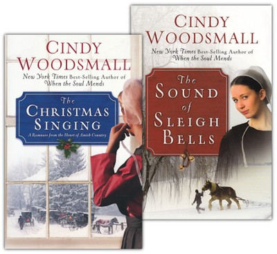 Cindy Woodsmall Christmas Collection, 2 Books  -