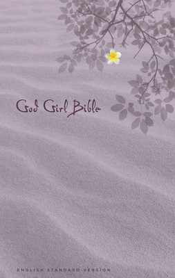 ESV God Girl Bible, Hardcover   -
