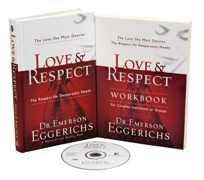 Love & Respect: CBD edition with DVD and Workbook Kit  -     By: Dr. Emerson Eggerichs