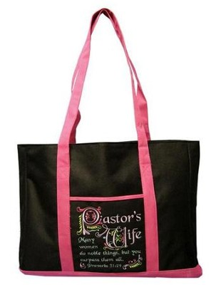 Pastor's Wife Tote   -
