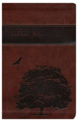 ESV God Guy Bible, Imitation Leather, Brown   -