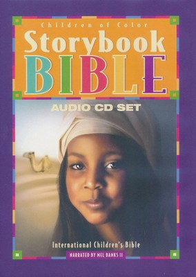 Children of Color Storybook Bible New Testament  -