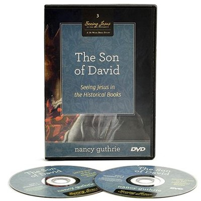 The Son of David DVD: Seeing Jesus in the Historical Books  -     By: Nancy Guthrie