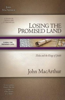 Losing the Promised Land: Elisha and the Kings of Judah  -