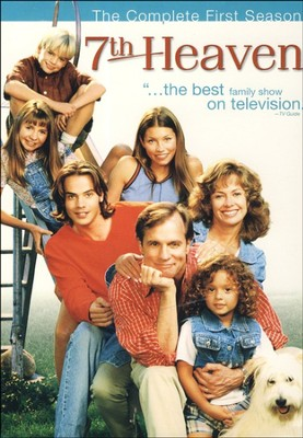 7th Heaven, Season 1 DVD Set   -