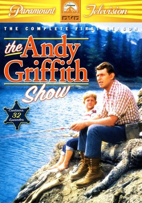 The Andy Griffith Show: Season 1, DVD Set   -