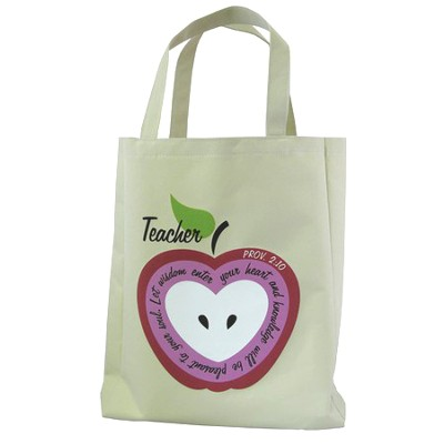 Let Wisdom Enter Your Heart, Teacher's Tote  -