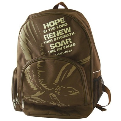 Hope, Renew, Soar Back Pack   -