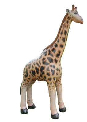 Inflatable Giraffe, Large 60   -