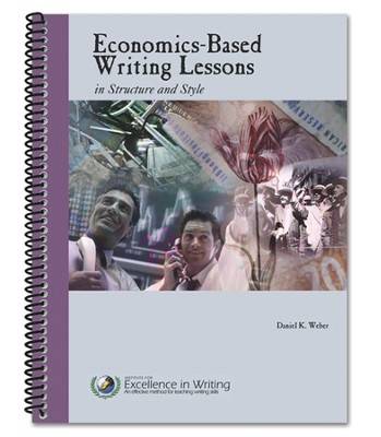 Economics-Based Writing Lessons   -     By: Daniel K. Weber