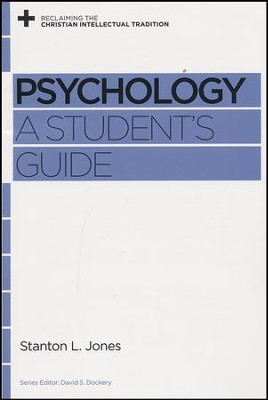 Psychology: A Student's Guide  -     By: Stanton L. Jones, David S. Dockery