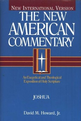 Joshua: New American Commentary [NAC]   -     By: David Howard Jr.
