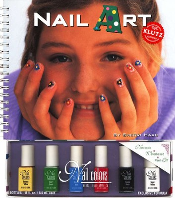 Nail Art   -     By: Sherri Haab