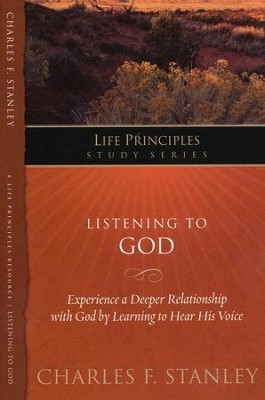 Listening to God  -     By: Charles F. Stanley
