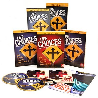 Life Choices Youth Curriculum Kit   -