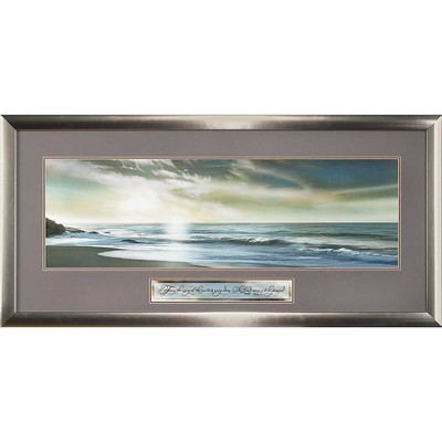 The Promise, From the Rising of the Sun Framed Art  -