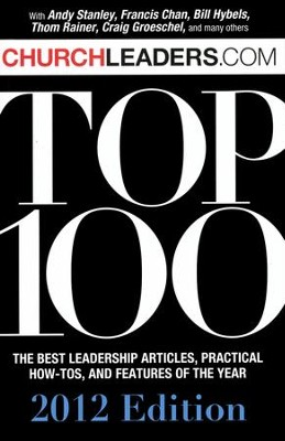 Churchleaders.com Top 100, 2012 Edition   -