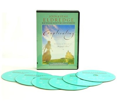 Captivating: Unveiling the Mystery of a  Woman's Soul - DVD  -     By: John Eldredge, Stasi Eldredge
