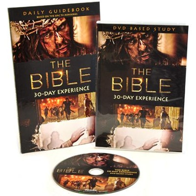 The Bible 30-Day Experience DVD Study   -